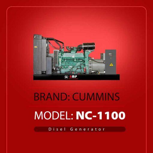 دیزل ژنراتور دوسان مدل ND-100